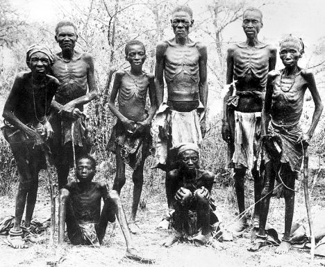 Namibia - Genocide and the Second Reich