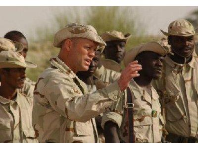 The US-NATO military in Africa