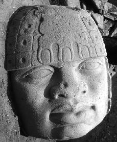 Olmec african connection dating