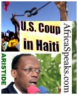U.S Coup in Haiti