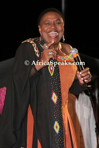Miriam Makeba 2006