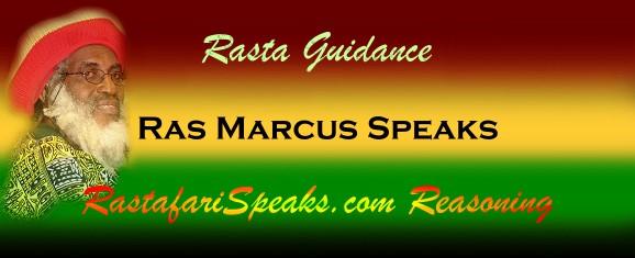 Ras Marcus Speaks