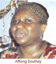 Sister Affiong Southey