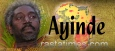 Rasta Times: Ayinde's Website